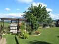Chata Levočské vrchy - záhradný krb